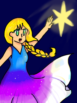 [Collab] Reaching for the Stars by Cometstruck