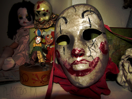 Clown Mask by PlaceboFX