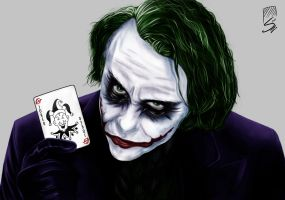 Joker by LightCurse