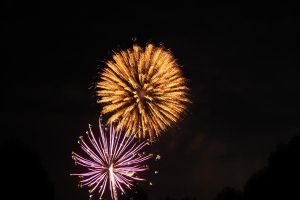 4th of July Fireworks 2 by SPATZ13