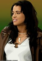 Michelle Rodriguez - Ana Lucia by someday-soon63