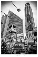 NYPD's Eye by Nylons
