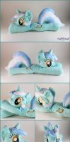 Floppy Lyra Heartstrings by SailorMiniMuffin