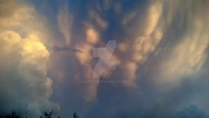 Mammatus Clouds 1 by GateFan