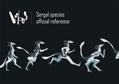 [Product] The Official Reference Guide of Sergals by mick39