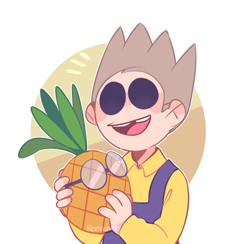 Pineapple! by Rensaven