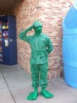 WDW Character: Green Army Man by wilterdrose-stock