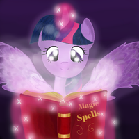 The Magic of Reading by ChanceyB