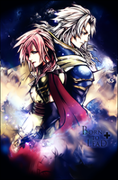 Lightning and Warrior of Light Firma by xXNaXikuXx