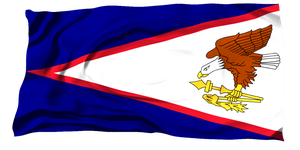 Flags of the World: American Samoa by MrAngryDog
