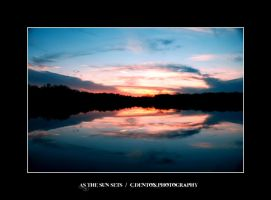 .008 - as the sun sets.. by C-Denton-Photography