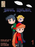 Soul Ruler Vol 1 Cover by MasterBlaine
