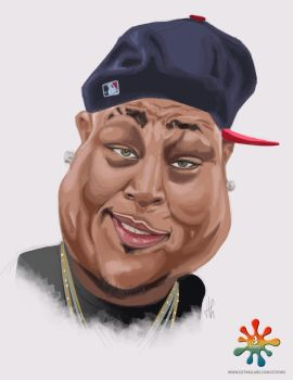 Gtoon Caricature by haroldgeorge-gsting