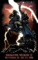 Horrorfind Weekend 12 by tdastick