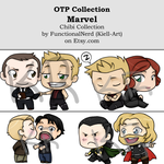 OTP Collection: Marvel by Kiell-Art