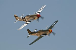 The Horsemen II by AirshowDave