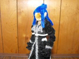 Saix: Pipecleaners by Mr-Waaah
