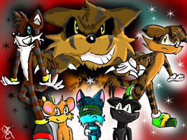 Tigerstar's Descendants by WillowEscapee