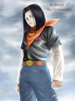 Android17 by junkheadiot
