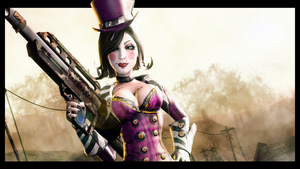 [GMod] Mad Moxxi by MrWhitefolks