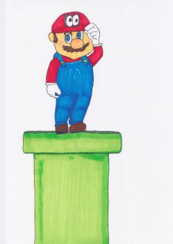 Mario by sezzac155