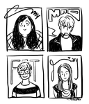 My Mad Fat Diary by stupit-apit