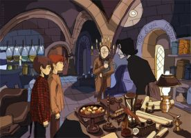 Harry potter by supercluster-hong