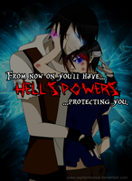 Hell's Powers by septemberice