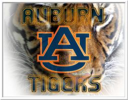 Auburn Tigers by EastonProductions