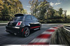 2012 500 Abarth 18 - Press Kit by notbland