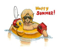 Happy Summer by PippinIncarnate