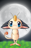 MEOWTH by ECAMii