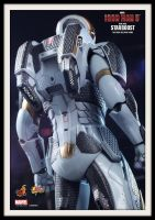 IRON MAN 3 STARBOOST by Hot-Toys