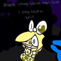 Let me tell you a story about butterflies and bees by lazydayArtist