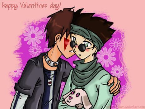 Valentine's 07 Winner 2 by narutoyaoi