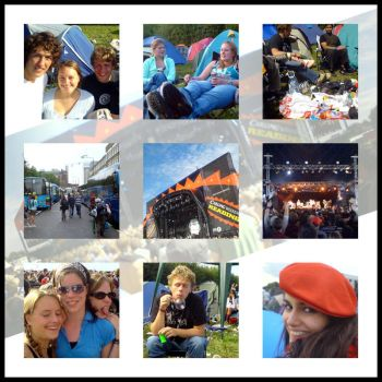 My Weekend at Reading Festival by sizjam