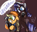 PEEKABOO by atryl