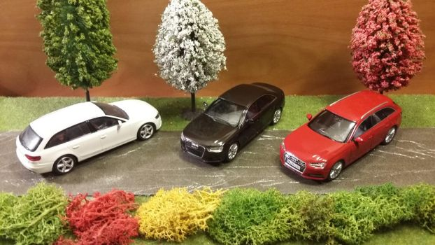 My A4 Collection by modelcargallery98