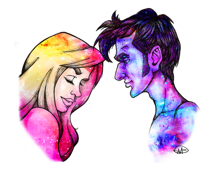 Doctor Who : Fade into You by supinternets
