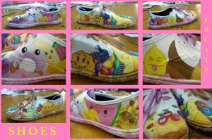 Fruity shoes by Paulis1tp