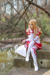 Asuna the Flash by AnaAesthetic