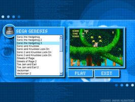 Emulator Interface 2 by i64X