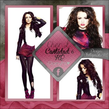 +Photopack JPG 008: Cher Lloyd by iLivingHappy