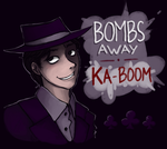 Clubs Deuce: Bombs Away! Ka-Boom by Mossygator