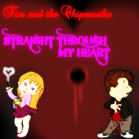 Tim ATC - Straight Through My Heart Album Cover by FireFoxOmicron
