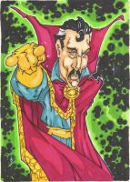 DR STRANGE by leagueof1