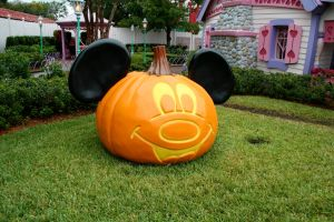 Magic Kingdom Halloween 4 by AreteStock
