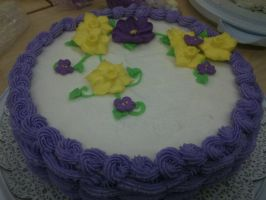 Cake Decorating Class by fayfairy