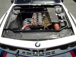 BMW 3.5 CSL M Power engine by Partywave