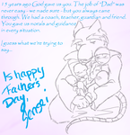 TMNT: Father's Day by Turtlefreak121